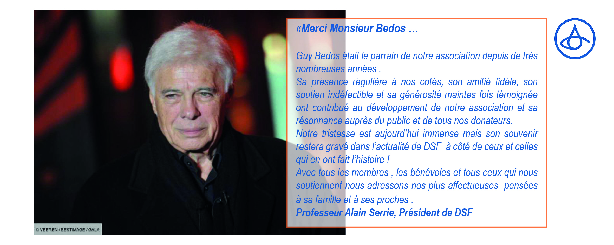 Hommage Guy Bedos